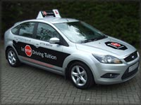 Independent Driving School in Chelmsford - the car