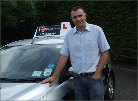 Jon Rich, Approved Driving Instructor in Chelmsford area